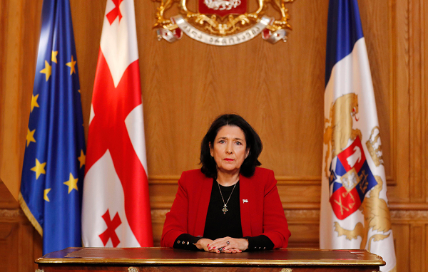 President Zourabichvili Declares State of Emergency across Georgia