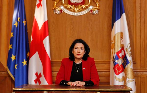 President Zourabichvili Declares State of Emergency across Georgia