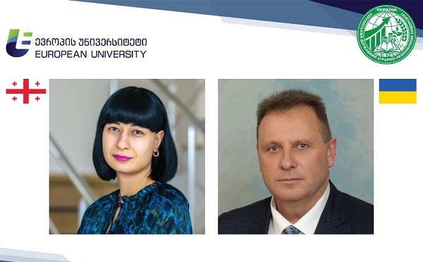 A memorandum of cooperation was sighed between the European University and Kherson state Agrarian-Economic University