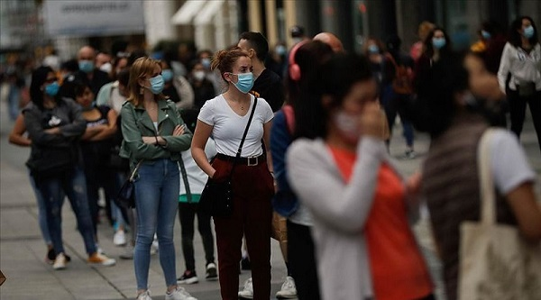 Wearing facemask outdoor becomes voluntary