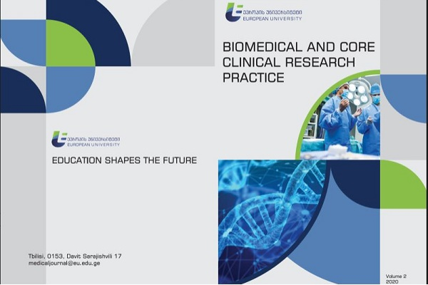 The Faculty of Medicine of the European University has published the second issue of the scientific student journal