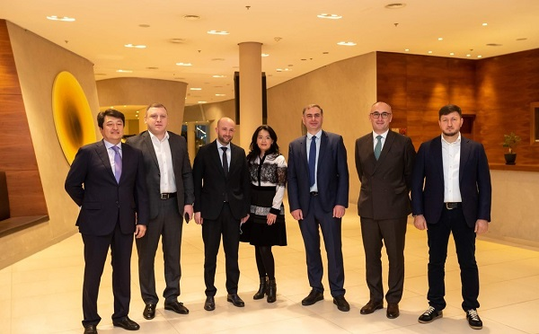 Rompetrol will actively engage in the work of the Kazakh-Georgian Economic Union