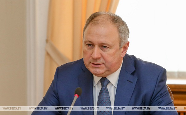 PM: Belarus ready to move forward in industrial, agricultural cooperation with Georgia