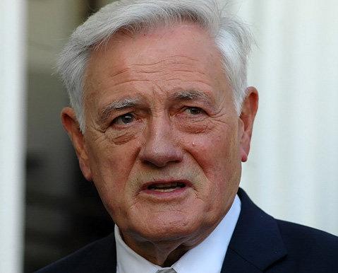 Georgian Speaker, ex-president of Lithuania visit Anaklia resort