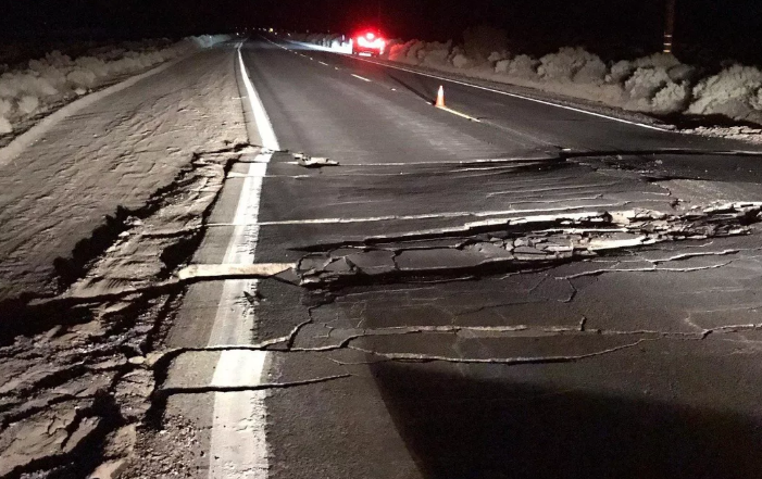 NASA: Southern California July earthquake moved the ground this much