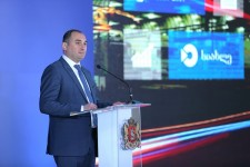 Kumsishvili   amendments in tax law directed to strengthening of private business