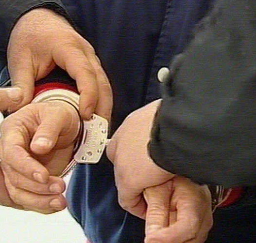 Police employee detained by General Inspection on the fact of bribery