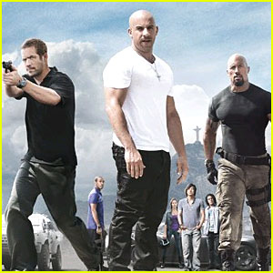 Fast Five is top pirated film of 2011