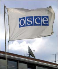 OSCE set to be negative on Belarus elections