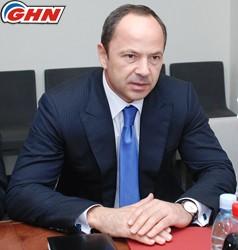 Sergey Tigipko Ukraine has to take Georgia for a model