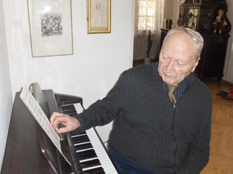 Famous Georgian composer Bidzina Kvernadze dies at 82
