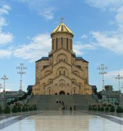 Today Georgian Orthodox  mark Serapion Zarzmeli's Day