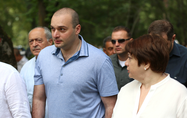 Prime Minister Familiarizes Himself with Rehabilitation Project for Dusheti's Historical Districts