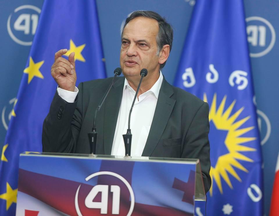 Knut Flekenshtein tells Georgia has well established elections environment