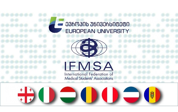 Competition for the selection of Medical Doctor Students to participate in the IFMSA exchange project was held at the European University