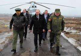 Putin increases Armed Forces