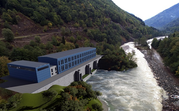 Importance of Nenskra HPP in Reducing Electricity Import