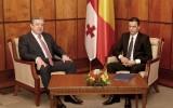 Prime Minister visits Romania