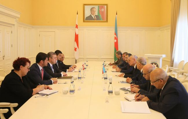 Georgian and Azerbaijani Prime Ministers agreed on deepening of trade economic relations