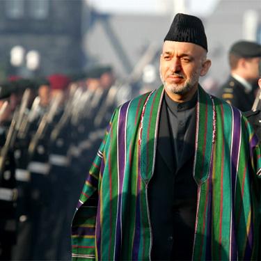 Hamid Karzai : Drawdown, rhetoric, corruption and aid