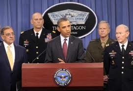 Obama unveils new strategy for `leaner` US military
