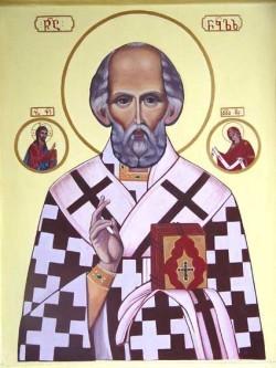 Church celebrates St. Nikolas Day