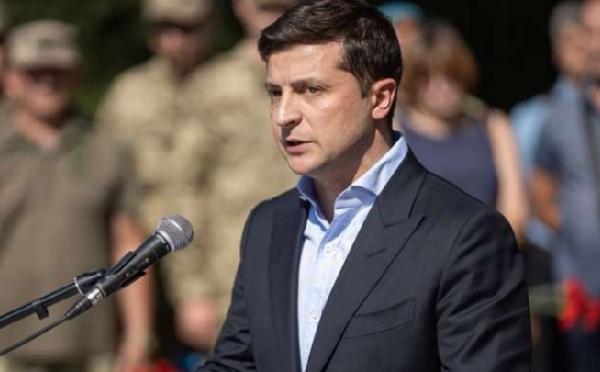 Ukraine's President Zelensky blocks three channels