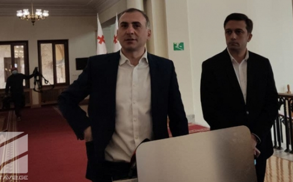 """The """"Citizens"""" have already arrived in the Parliament to attend the first session"""