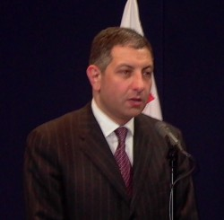 Zurab Nogaideli meets with Georgian diaspora in Moscow