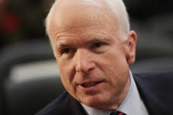 McCain calls to withdraw forces from Transnistria