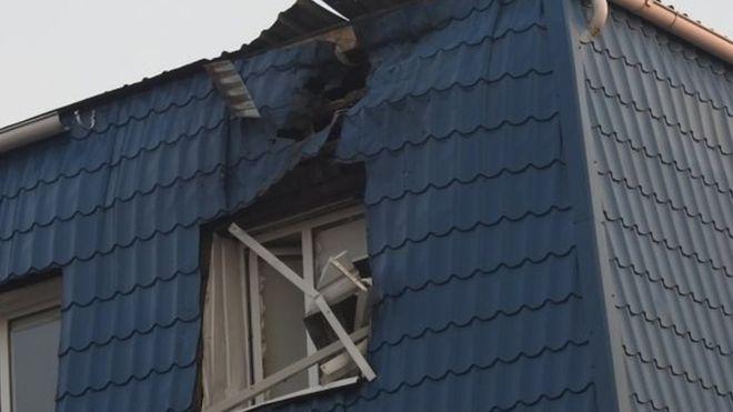 Polish Consulate attacked in Ukraine