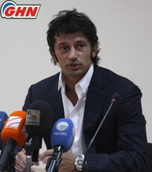 Georgian government sues Kakhi Kaladze, footballer