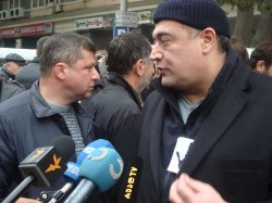 Levan Gachechiladze: New vawe started and will not stop till Saakashvili's resignation