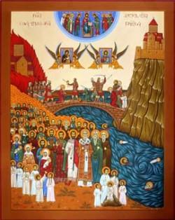 Georgian Orthodox Church marks 100 000 martyrs day