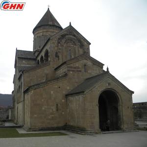 Day of Svetitskhoveli celebrated in ancient capital