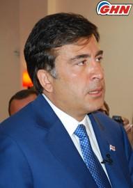 Saakashvili opened in Poti air radar