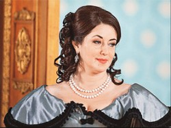 Tamar Gverdtsiteli to hold concert in Baku