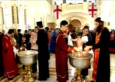 Mass Baptizing of infants to take place on January 19