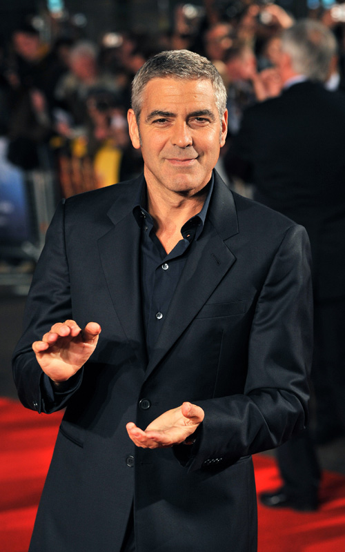 George Clooney shortlisted for two films at US awards