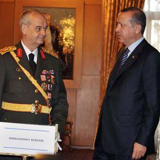 Turkey`s ex-army chief arrested