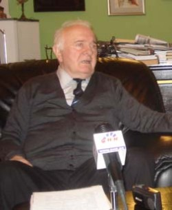 Shevardnadze is going to cooperate with commission for investigation of death of first President of Georgia