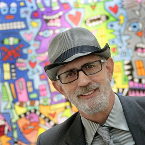 James Rizzi, US pop artist, dies aged 61