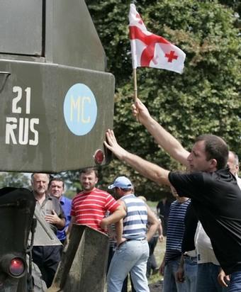 Saved Freedom of Georgia