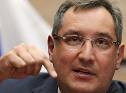 Dimitri Rogozin about August war in his book