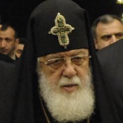 Georgian Patriarch returned from Ukraine