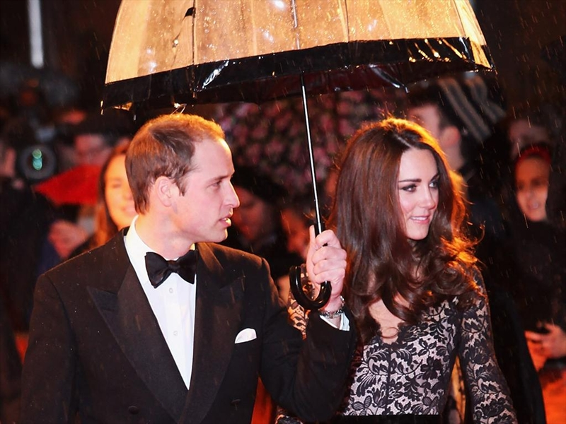 War Horse premiere attended by duke and duchess
