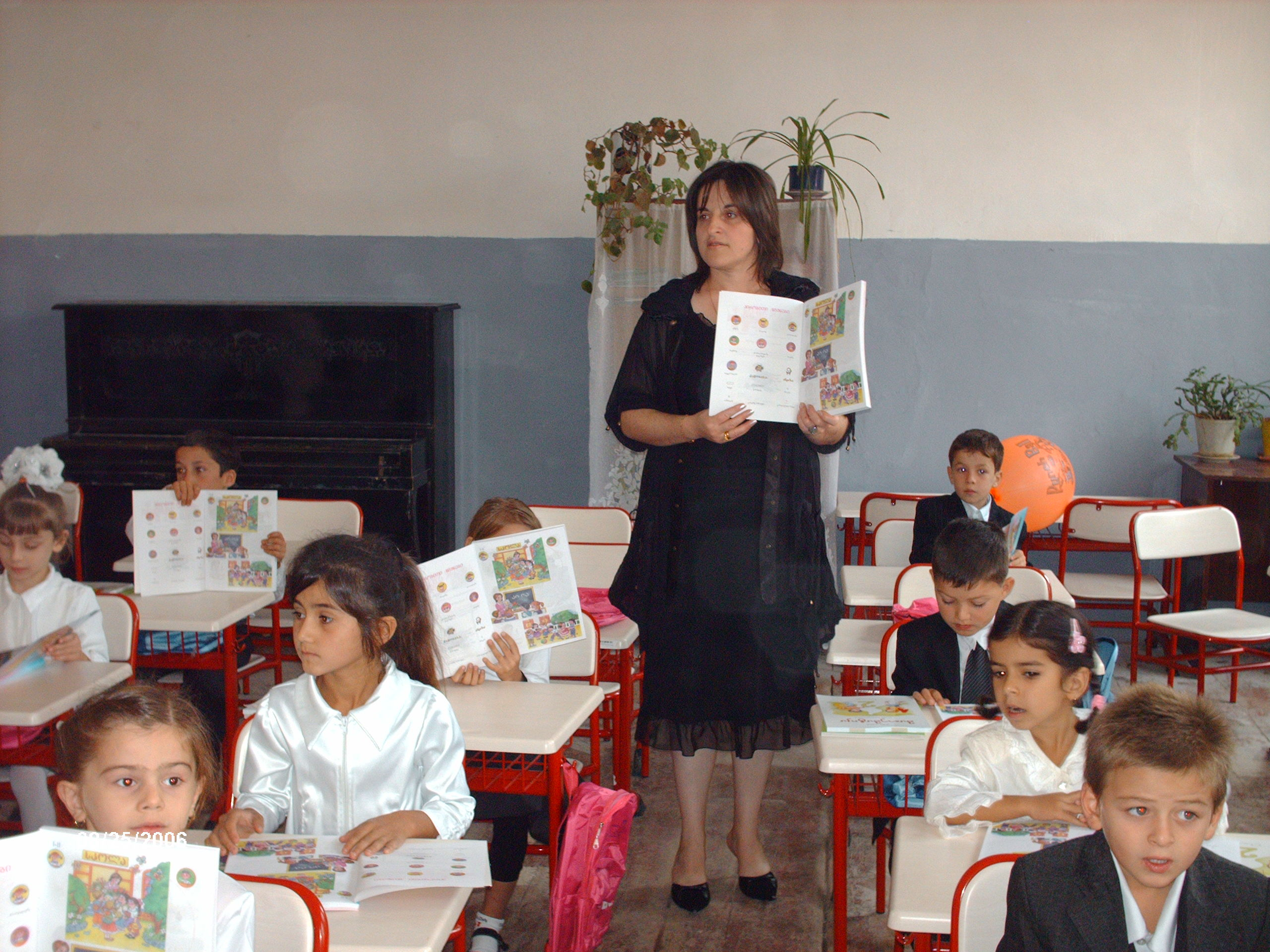 School year begins in public schools