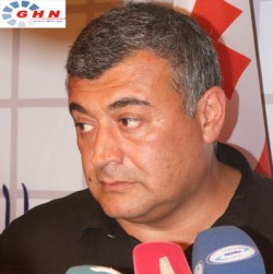 Levan Gachechiladze doesn't determined himself yet in City Hall Mayor Post