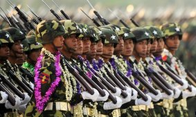 Burma government `signs ceasefire with Karen rebels`