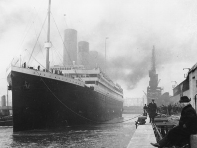 Thousands of Titanic artefacts to be sold at auction